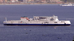 New entry... (Sergio Dini) Tags: messina ferryboat traghetto ferrovie stretto rfi