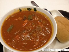 soup spoon 2 (frannywanny) Tags: light soup healthy singapore soupspoon vivocity