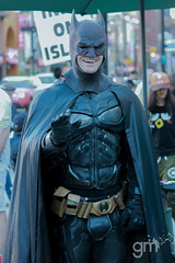 Hi, Batman! (-gunjan) Tags: street people toronto downtown strangers streetphotography places stranger superhero batman yonge gotham dundas metropolitan dundassquare downtowntoronto gothamcity yongeanddundas gmphotography