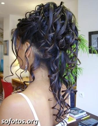 Penteados para noiva 221