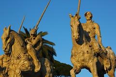 Roma (Salvo Marturana) Tags: mostra roma canon arte cavalli artista esposizione pincio contemporanea 550d