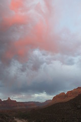 Grand Canyon Sunset (0864) (landrysg) Tags: camping sunset arizona usa angel garden point landscape nationalpark bright hiking plateau indian grandcanyon grand canyon brightangel plateaupoint grandcanyonnp indiangarden