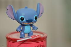 Candy guard (WindUpDucks) Tags: candy stitch guard disney pop lollipop funko
