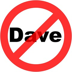 I am Not Dave (DavidDPD) Tags: dpd notdave notdavelogo