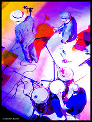 Les musiciens (https://tinyurl.com/jsebouvi) Tags: color colour couleur italie musique 2012 août musiciens apulia pouilles iberotel