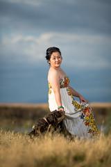 Mee '13 (Beezer One) Tags: summer hot earings spring pond nikon dof bracelet hmong hmoob d600 135dc singrayvarind