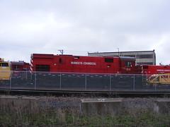 MNNR 314 (CC 8039) Tags: minnesota minneapolis trains alco mnnr c424