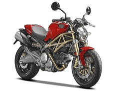 Ducati Monster 696 ( front-view ) (girnar1) Tags: bike monster ducati frontview 696