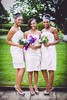 DAY 129/365   BRIDESMAIDS (FELIX ADJEI BARBER) Tags: wedding girls flower beauty smile canon marriage bridesmaids brides bouquet 365 engaged maids project365