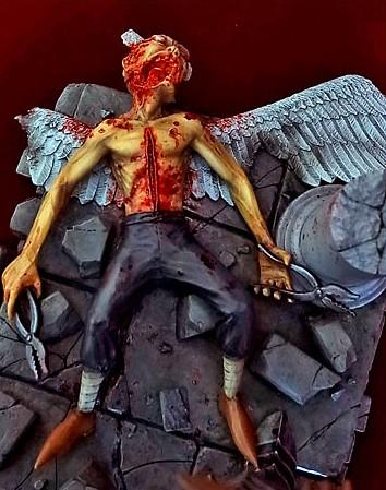 烙印勇士[生誕祭の章]激戰場景雕像限定版推薦