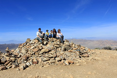 Summit (kerch) Tags: california hiking summit cairn joshuatreenationalpark ekk eak rhk ryanmountain