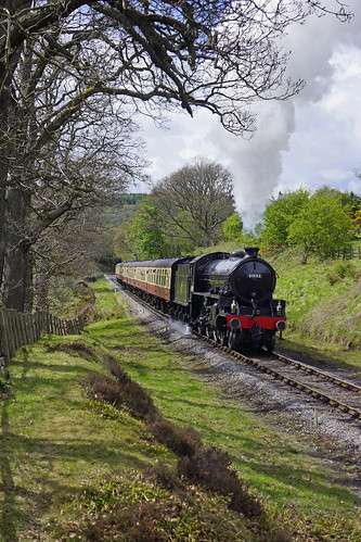 North Yorkshire Moors Railway 40th Anniversary