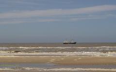 Noordwijk aan Zee (ditmaliepaard) Tags: strand zee noordwijk vissersboot