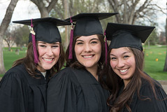 A family of graduates at Colorado State University (CSU College of Health and Human Sciences) Tags: students forestry philosophy commencement graduates liberalarts englishliterature csucategories academiccolleges 2013springcommencement
