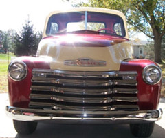 "1951 Chevy Pick Up Truck • <a style=""font-size:0.8em;"" href=""http://www.flickr.com/photos/85572005@N00/8738236355/"" target=""_blank"">View on Flickr</a>"
