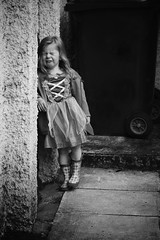 wee greetin fairy (eilidhbee) Tags: girl crying fairy tantrum wellies