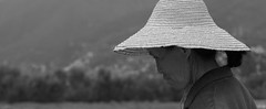 (radiopinkfloyd) Tags: life china travel portrait people blackandwhite bw white black eye portraits photography one eyes asia faces expression retrato expressions documentary human single radiopinkfloyd wwwradiopinkfloydcom