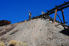 High Vantage Point (Arrabiata) Tags: trestle mill curt