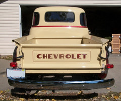 "1951 Chevy Pick Up Truck • <a style=""font-size:0.8em;"" href=""http://www.flickr.com/photos/85572005@N00/8739356200/"" target=""_blank"">View on Flickr</a>"