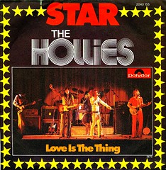 47 - Hollies, The -  Star - D - 1975 (Affendaddy) Tags: germany star 1975 polydor thehollies vinylsingles collectionklaushiltscher loveisthething 1960sbeatandpop 2040155