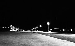 Kangerlussuaq by Night (:NFR:) Tags: kangerlussuaq søndrestrømfjord vestgrønland westerngreenland qeqqeta