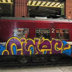 #belgiumgraffiti #paintedtrains #traingraffiti #graffititrain #benching #bombing #panel #trainbombing #trainart #railwriters (Paintedtrains) Tags: square panel squareformat bombing traingraffiti trainart paintedtrains graffititrain trainbombing benching iphoneography instagramapp uploaded:by=instagram belgiumgraffiti railwriters