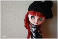 My first Blythe - Custom by Avalie