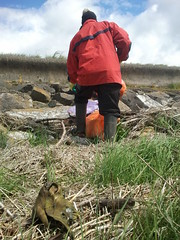 Clean Coasts Week, Magor Pill, Monmouthshire (Keep Wales Tidy) Tags: wildlife mcdonalds clean newport trust monmouth week towns gwent coasts tidy