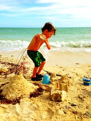IMG_1721 (ParkerFamilySeattle) Tags: beach keywest sandcastle photostream fortzacharytaylor