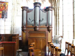 Damery, Saint-Georges, organ (pierremarteau6) Tags: organ orgel orgue marne saintgeorges damery champagneardenne