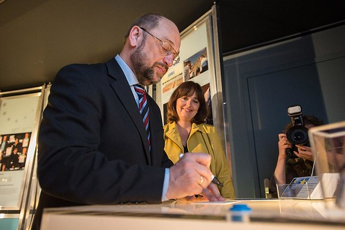 President Schulz leaves his message for the future of Europe
