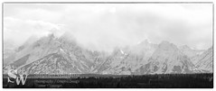 storm_bw_15 (StephenWilliDesigns) Tags: wyoming grandtetonnationalpark grandteton tetons mountains jacksonhole jackson storm weather snow blackandwhite