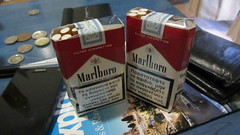 Marlboro (deltrems) Tags: warning cigarette greece health marlboro tobacco softpack