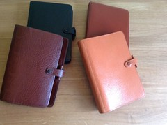 Filofax - the real originals together (g_m_a_x) Tags: leather vintage planner filofax madeinengland binder organiser theoriginal twopocket uploaded:by=flickrmobile flickriosapp:filter=nofilter