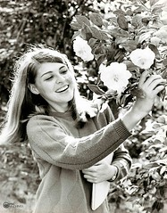 Cindy Black (Valdosta State University Archives) Tags: georgia us valdosta unitedstates 1967 1960s studentlife valdostastateuniversity valdostastatecollege cindyblack campusbeauties camelliatrial