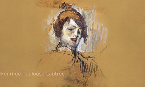 "Las Madeleines escuchando la soleada soledad, descripciones de Henri de Toulouse Lautrec (1889) y Pablo Picasso (1904). • <a style=""font-size:0.8em;"" href=""http://www.flickr.com/photos/30735181@N00/8805107497/"" target=""_blank"">View on Flickr</a>"