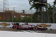 James Jakes crosses Start-Finish at Belle Isle (IndyCar Series) Tags: jamesjakes exposure11000 cameracanoneos1dmarkiv meteringmode5 isospeedrating320 fnumber101 rahallettermanlaniganracing chevroletindydualindetroit focallength781
