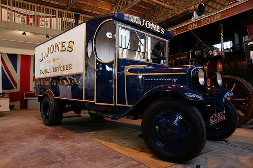 Jack Jones' Van
