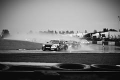 BTCC (Matthew-King) Tags: white black car june race championship croft british circuit touring motorsport toca 2013 btccc
