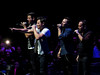 98 Degrees (amyshaped) Tags: jeff dallas nick drew 98 americanairlinescenter degrees lachey timmons canonsx50 thepackagetour