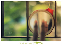 25 Quotes Project | Quote 18 (s.a.badhon) Tags: photography 50mm mirror experimental bokeh conceptual f18 sabadhon 50quotesproject