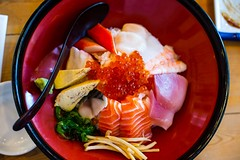 Kaisen (Seafood) Don (FoodTy [food-tee]) Tags: sushi japanese richmond gyoo