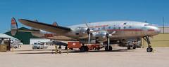 Lockheed L-049 Constellation (mark6mauno) Tags: museum airplane 1 nikon space air pima lockheed j1 constellation pimaairspacemuseum n90831 l049 4294549 nikon1j1