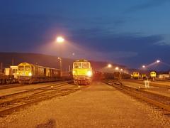 228. Class 58s at Pagny sur Moselle depot, France. 15-Feb-06; Ref-D13-P62 (paulfuller128) Tags: tso seco sainthilaire class56 class58 lgvest ocquerre fertis pagnysurmoselle c58lg