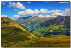 The Hills Are Alive... (Fraggle Red) Tags: vacation mountains alps salzburg clouds austria sterreich honeymoon valley ontheroad hdr canonef24105mmf4lisusm 7exp nationalparkhohetauern dphdr grosglocknerhochalpenstrase