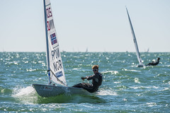 ISAF SAILING WORLD CUP, Miami 2015 (US Sailing Media Center) Tags: laser drbak 201111 hermanntomasgaard frognnor