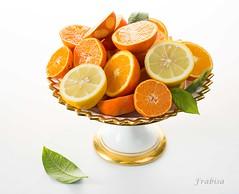 Cítricos (Frabisa) Tags: stilllife fruit tangerines lemons bodegón citrus oranges naranjas frutero mandarinas limones cítricos frabisa
