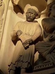 Chartres - Cathédrale Notre-Dame (Martin M. Miles) Tags: france centre gothic 28 saintlouis vikings chartres danes magi louisix visigothic negroe eureetloir negroid sanctacamisia richardthefearless charlesthebald leprudhomme ethnicafrican veilofthevirgin richardsanspeur