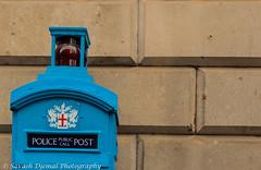 Police Box DSC_3986.jpg (Sav's Photo Gallery) Tags: city uk abstract london capital police callbox cityoflondon d7000 savash