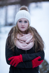 IMG_7554 (Shadow Noir Photo) Tags: portrait snow guy nature girl canon f2 135 20 naturalight 135mm 6d